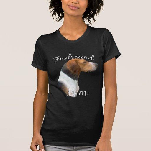 Mamá 2 del raposero americano camiseta