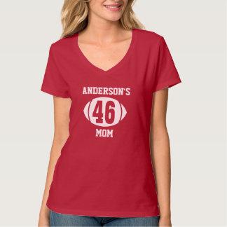 Mamá 46 del fútbol playera