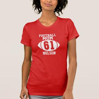 Mamá 61 del fútbol playera