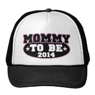 Mamá a ser 2014 gorra