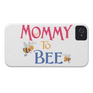 Mamá a ser caso de la tecnología iPhone 4 protectores