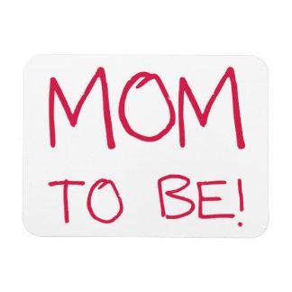 ¡Mamá a ser! Iman Flexible