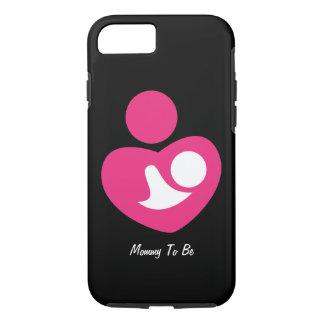 Mamá a ser (personalizable) funda iPhone 7