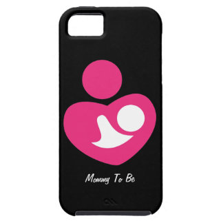 Mamá a ser (personalizable) funda para iPhone SE/5/5s