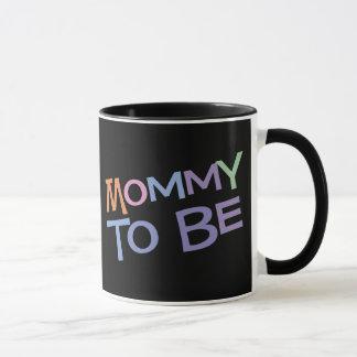 Mamá a ser taza
