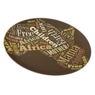 Mama Africa dish