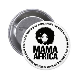 Mama Africa Pin