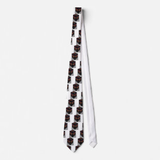 Mama African ethnic tribal pattern Tie