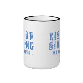 Mama Alto: the Rise Up Singing mug