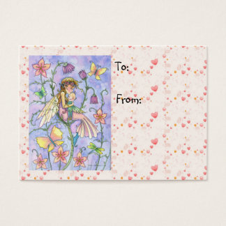 Mama and Baby Fairy Gift Tags