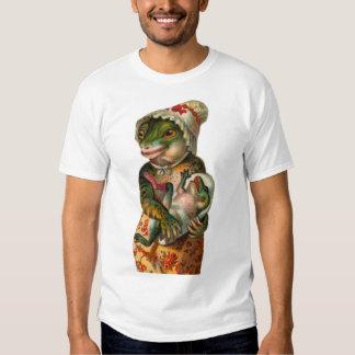 Mama and Baby Frog T-shirt