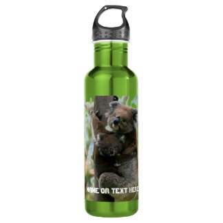 Mama and Baby Koala Water Bottle