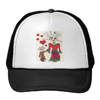 Mama and Elf #2 Trucker Hat