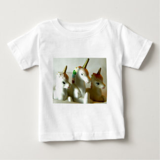 Mama and Twins I Baby T-Shirt