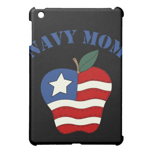 Mamá Apple patriótico de la marina de guerra