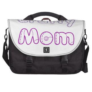 Mamá astuta bolsa para ordenador