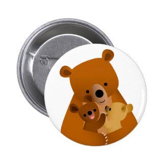 Mama Bear button badge