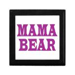 Mamá Bear Caja De Recuerdo