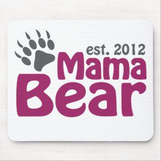 Mama Bear Claw 2012 Mouse Pad