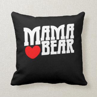 Mamá Bear Cojín