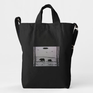 Mama bear duck bag