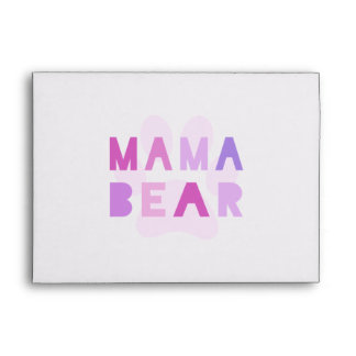 Mama bear envelope