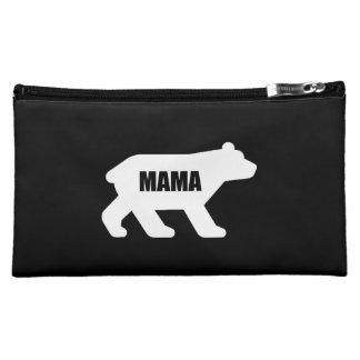 Mama Bear Makeup Bag