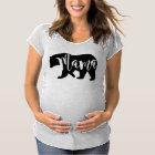 Mama Bear Maternity T-Shirt