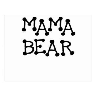 MAMA BEAR.png Postcard
