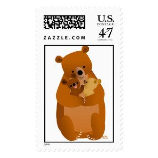 Mama Bear Postage