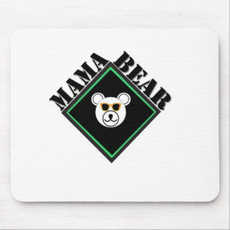 MAMA BEAR SCOUTS HONOR MOUSE PADS