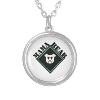 MAMA BEAR SCOUTS HONOR NECKLACES