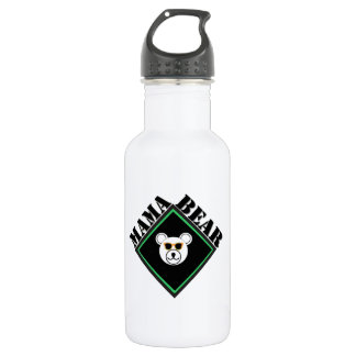 MAMA BEAR SCOUTS HONOR STAINLESS STEEL WATER BOTTLE