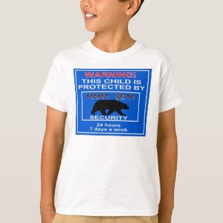 Mamá Bear Security T-shirt Playera