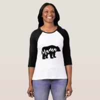 Mama Bear Shirt - Cute Mom Shirt - Funny Mom Shirt