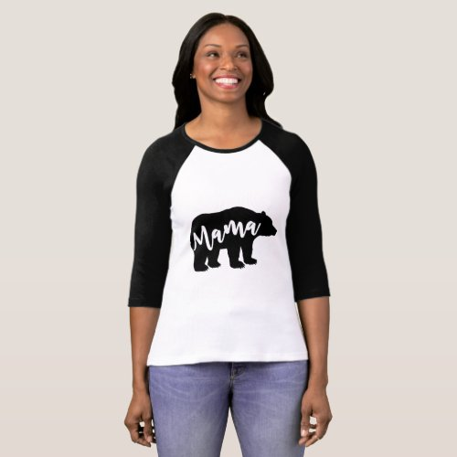 Mama Bear Shirt _ Cute Mom Shirt _ Funny Mom Shirt