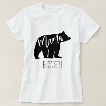 heartlocked Mama Bear T-Shirt