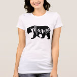 """Mama Bear T-Shirt<br><div class=""""desc"""">Adorable graphic tee for Mama</div>"""