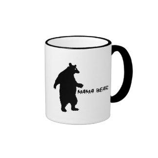 Mamá Bear Tazas De Café