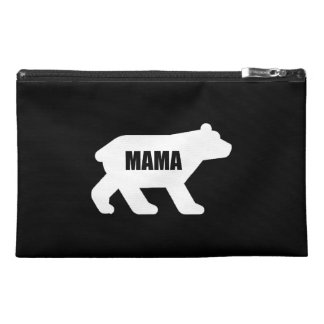 Mama Bear Travel Accessory Bags
