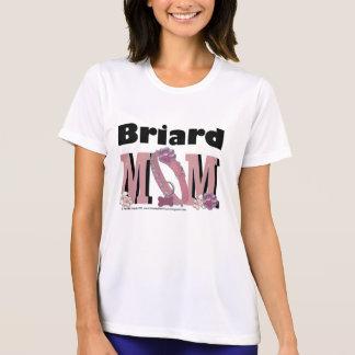 Mamá Benny de Briard Camisetas