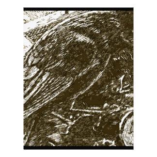 Mamá Bird Plantillas De Membrete