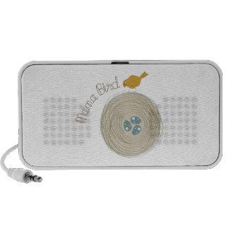Mama Bird Laptop Speaker