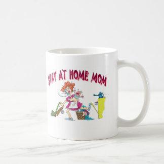 mamá bussy taza básica blanca