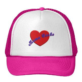 Mama cache trucker hat