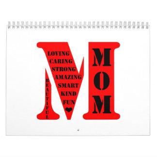 Mamá Calendarios