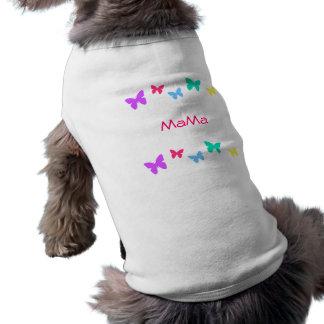 Mamá Camisa De Perro