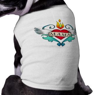Mamá Camisas De Mascota