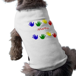 Mamá Camisetas Mascota
