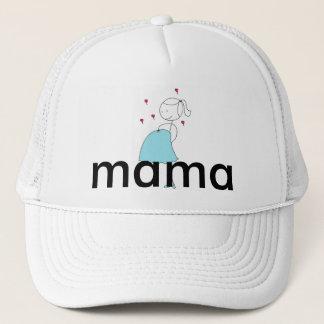 Mama cap (blue)